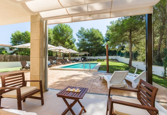 Villa in Alcudia - CAN JOAN (VT/101236)
